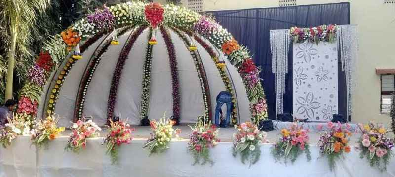 Eagle Mandap decorators