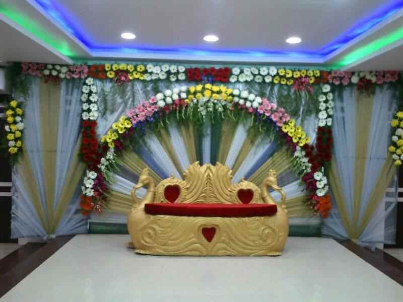 BVR GRAND Function hall and Guest house