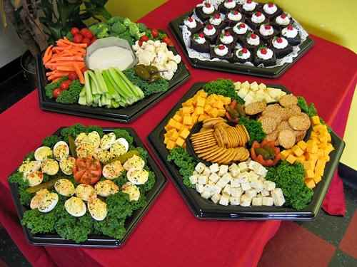 K.M.CATERERS