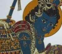 Jayanth Kalamkari Designs