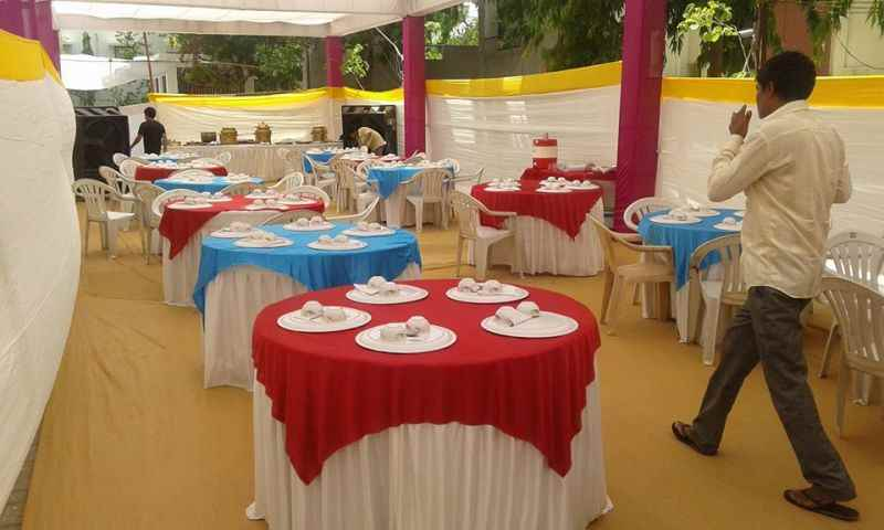 Shree Shakti Mandap Decoration & Caterers