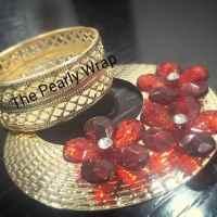 bangles and kadas, The Pearly Wrap
