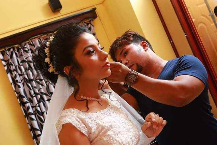 Bridal Makeup By Tony