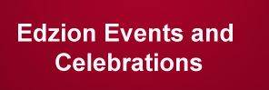 Edzion Events and Celebrations