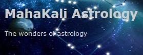 mahakali astrology
